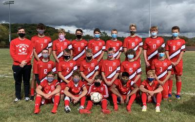Randolph 2020 boys soccer