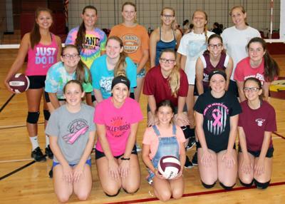 Ellicottville volleyball
