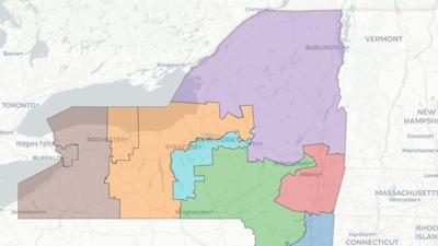 Cattaraugus County lawmakers reject congressional redistricting map