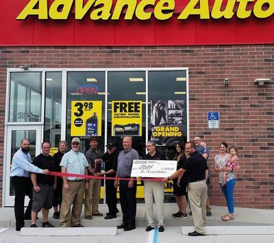 Advance Auto Parts Relocates In Springville News