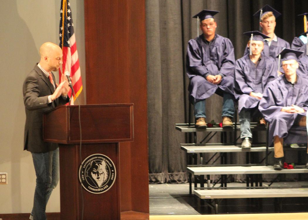 Cattaraugus-Little Valley Graduation 2018