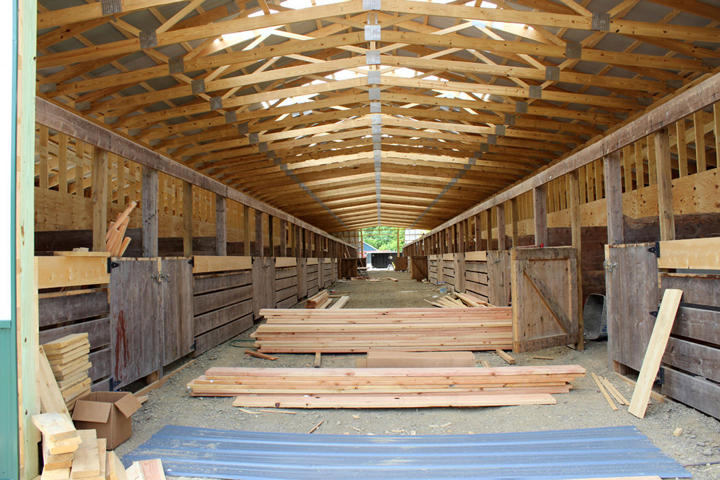 Customize Your Barn with Living Quarters Barns with living quarters or Barndominiums are built for quality and customization Custom horse barns with living