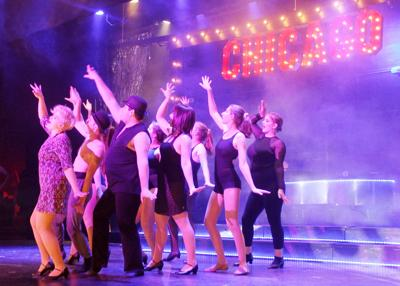 Hear all that jazz in 'Chicago' at the Ray Evans theater