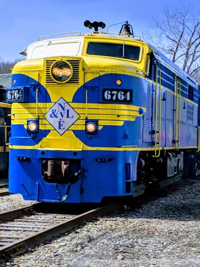 NYLE RR fall train rides begin Saturday in Gowanda