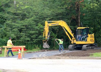 Quaker Run Multi-Use Trail taking shape in Allegany State Park
