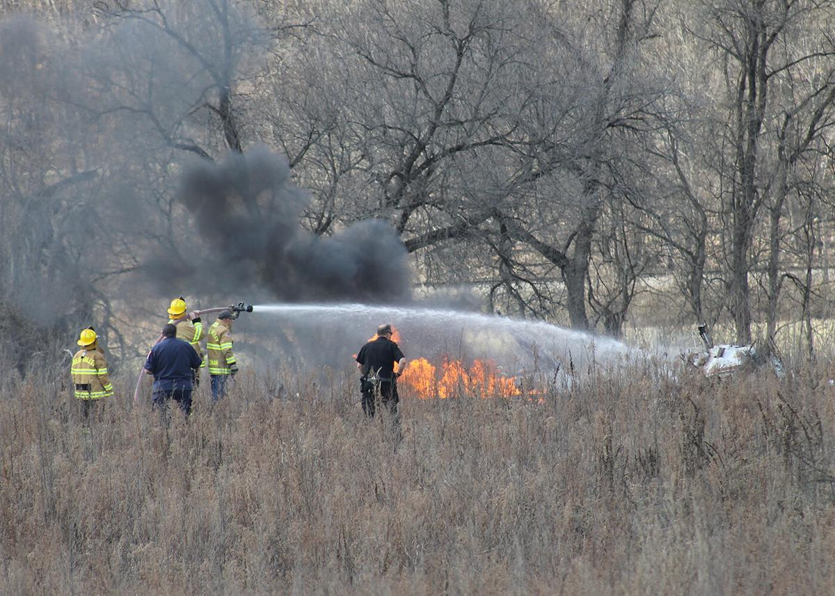 One dead, another injured in Great Valley plane crash