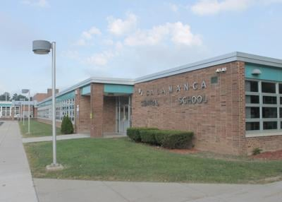 Salamanca highest-ranked local district in list of best high schools