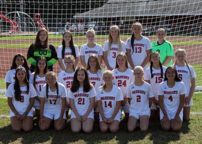 Salamanca girls soccer team 2019