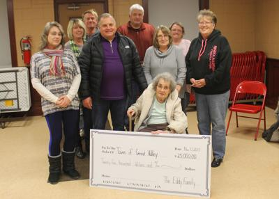 Donation to Great Valley secures basketball court project funding