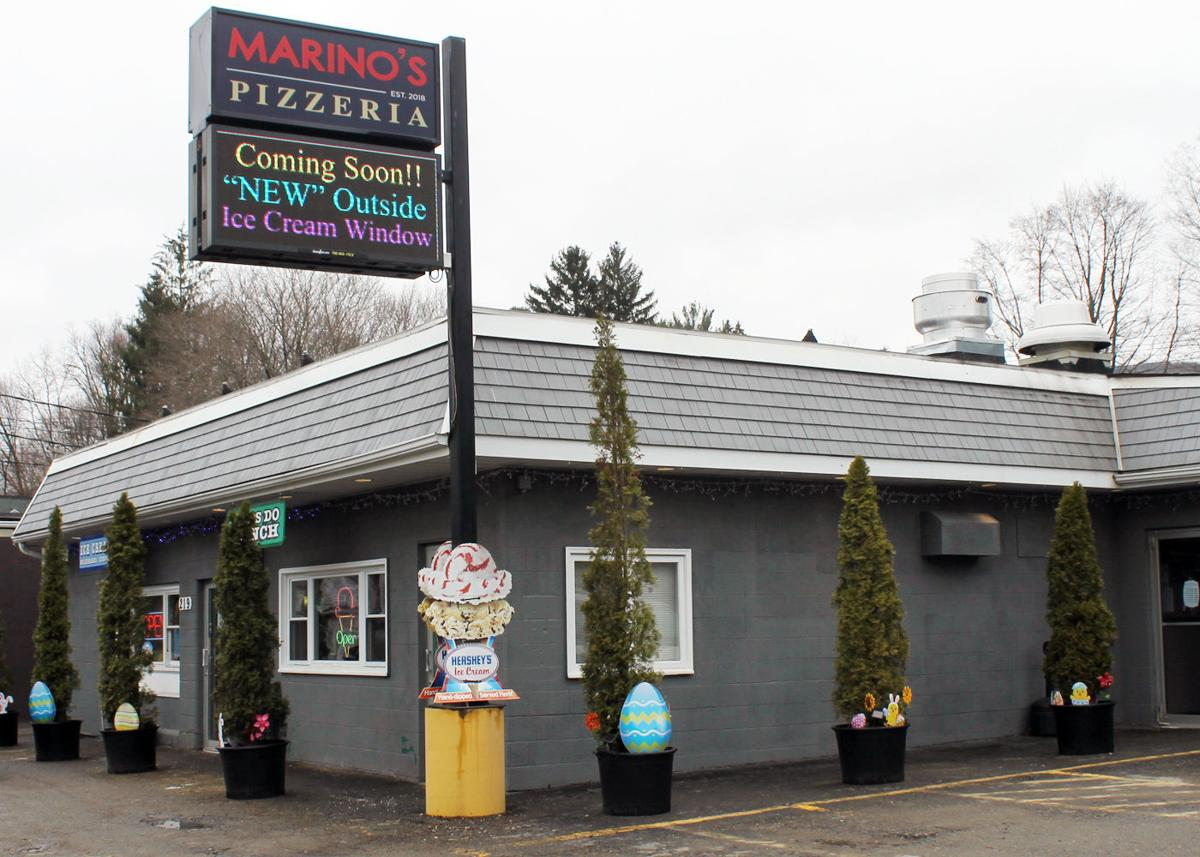 Marino's, Myers get food-service creative during COVID-19 shutdown pizzeria