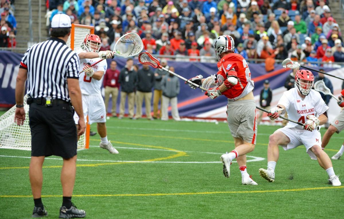 Maryland-OSU lacrosse