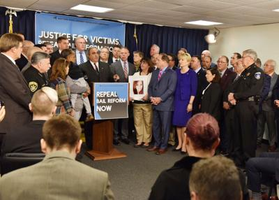 Giglio joins in GOP call to repeal bail reform