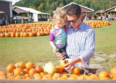 Pumpkinville to open Saturday for fall family fun
