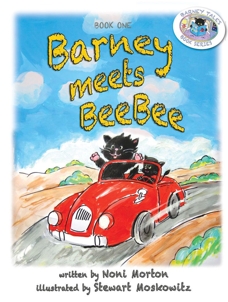 Barney Meets BeeBee