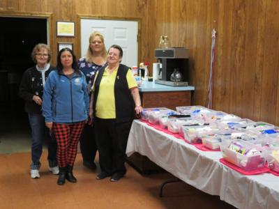 Salamanca Legion Auxiliary stays busy with service projects