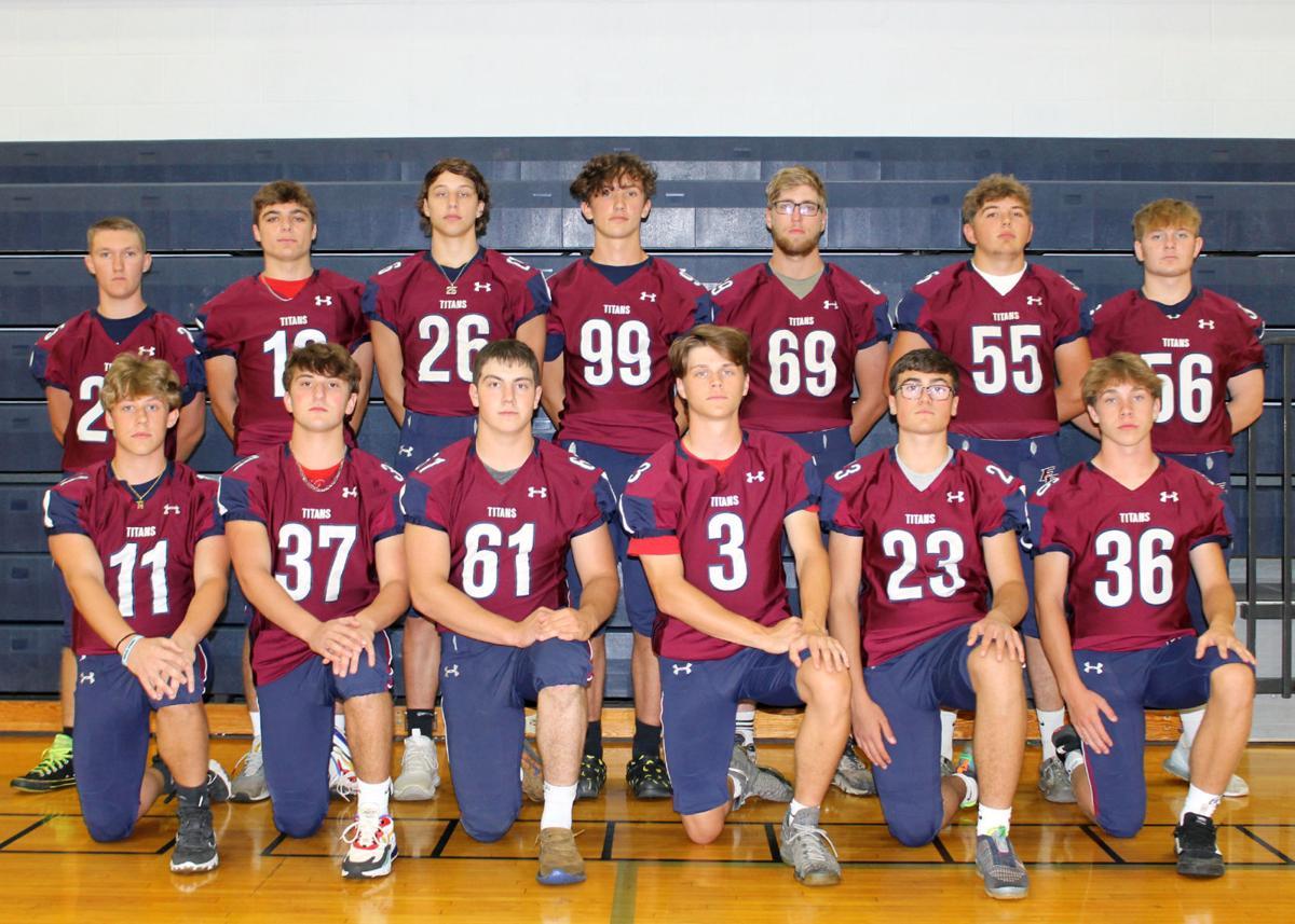 Franklinville/Ellicottville football 2021