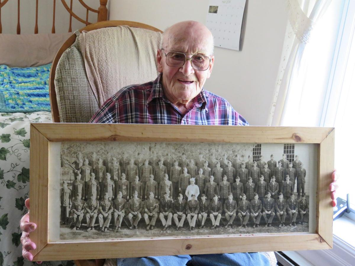 Randolph twin reflects on WWII service with late brother today