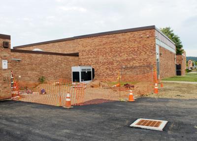 As classes begin, renovations continue at Salamanca schools