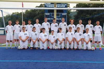 Salamanca/CLV boys soccer team 2019