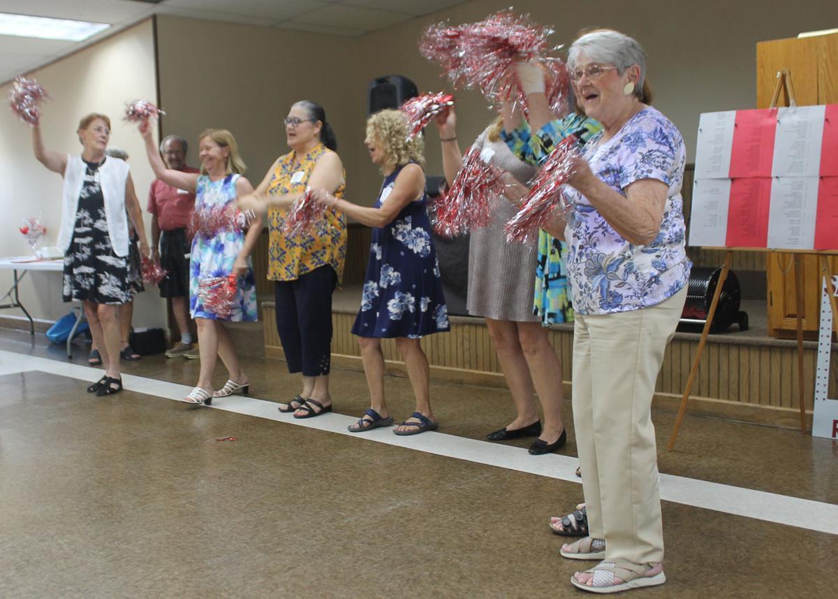 Salamanca alumni hold annual reunion banquet Cheer