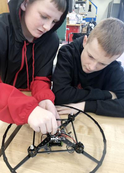 Salamanca High School earns national recognition for STEM