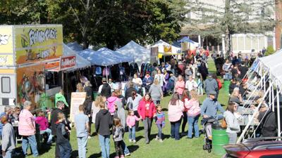 42nd Falling Leaves Festival deemed a success by organizers