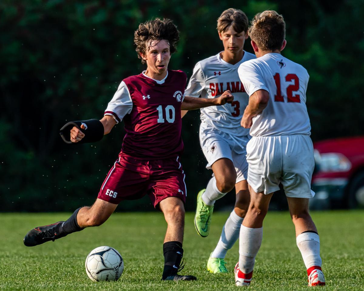 ECS SalaCLV boys soccer