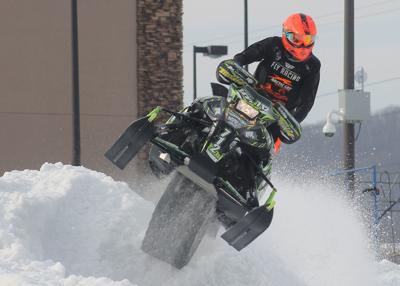 Snocross races return to casino for 8th year next weekend