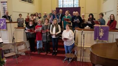 Christmas Cantata to be performed Sunday