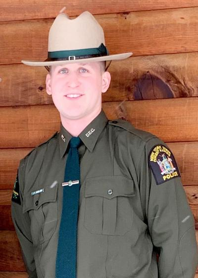 Randolph native graduates as new state forest ranger