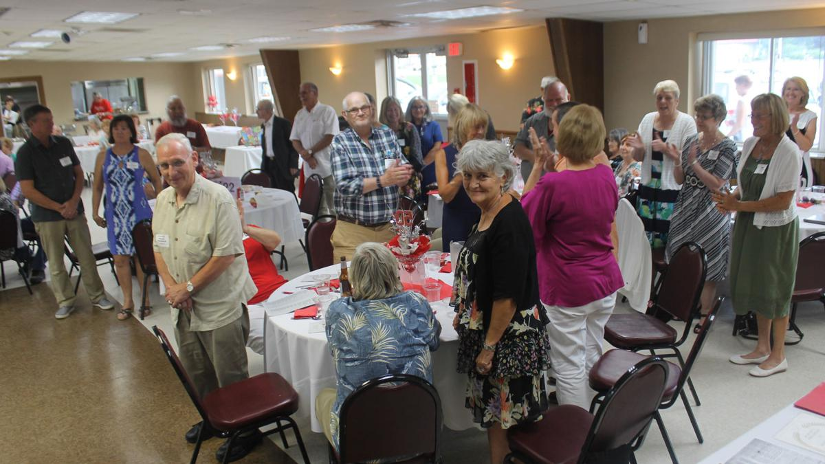 Salamanca alumni hold annual reunion banquet Class
