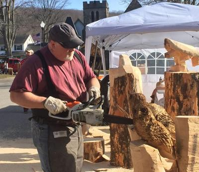 Chainsaw carving event coming to casino this weekend news