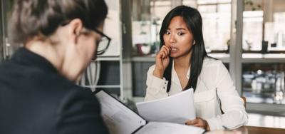 Getting through the most awkward interview moments