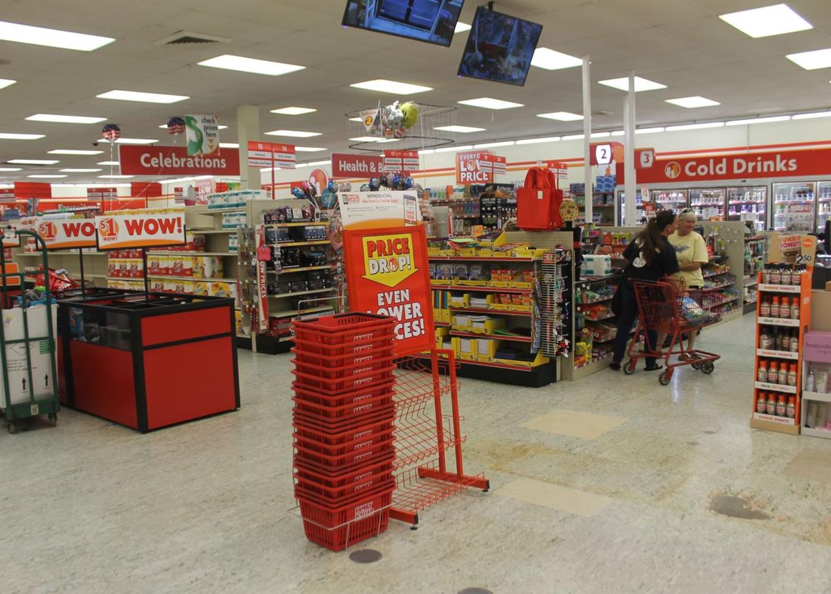 Renovated family dollar to celebrate grand re opening - Interiors by design family dollar ...