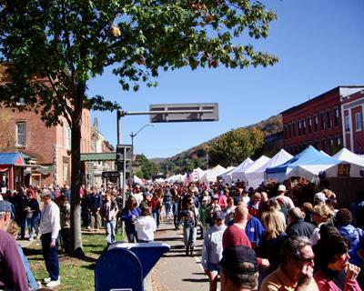 Ellicottville's Fall Festival set for this weekend