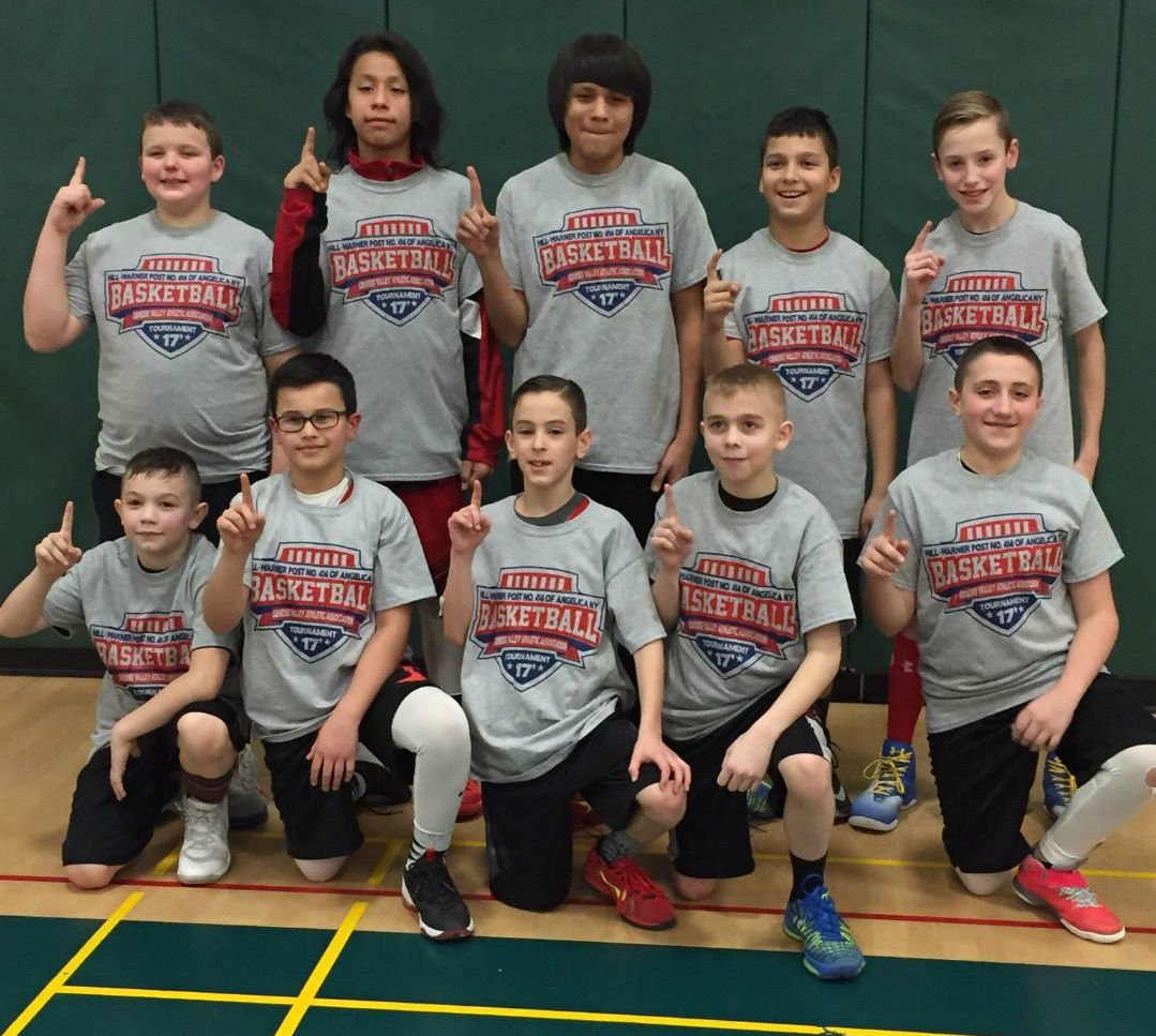 Quot Young Warriors Quot Win Genesee Valley Tournament Sports