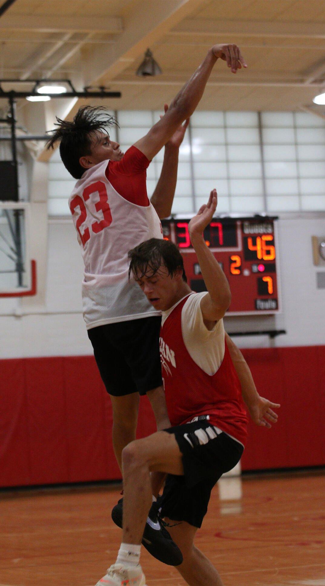 Summer Hoops League