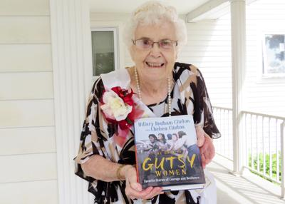 Randolph woman celebrates 100th birthday, reflects on living in ASP