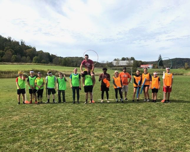 Quidditch Games raise funds for LV Lions Club programs players