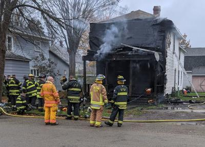 Salamanca house fire results in total loss, one minor injury