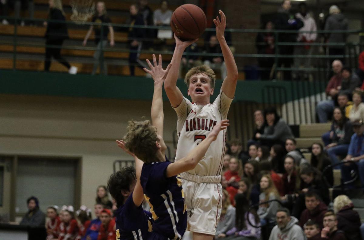 Randolph-Holland boys hoops