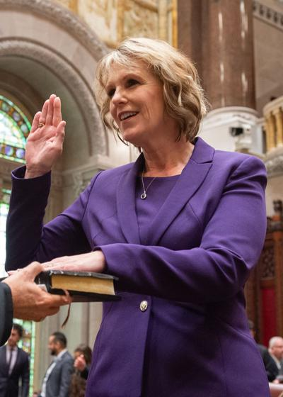 Cathy Young oath