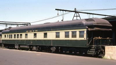 Salamanca Rail Museum Car