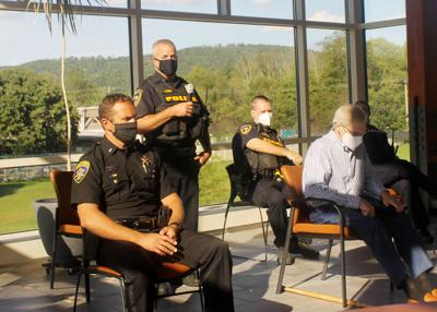 Salamanca area police agencies hold reinvention collaborative public forum