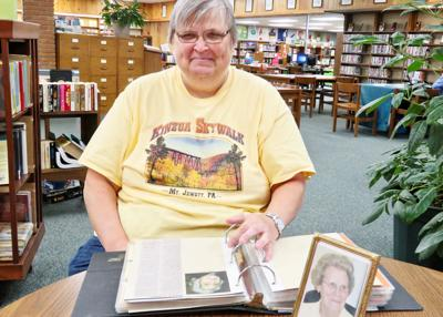 Salamanca woman keeps mother's legacy alive with history scrapbooks