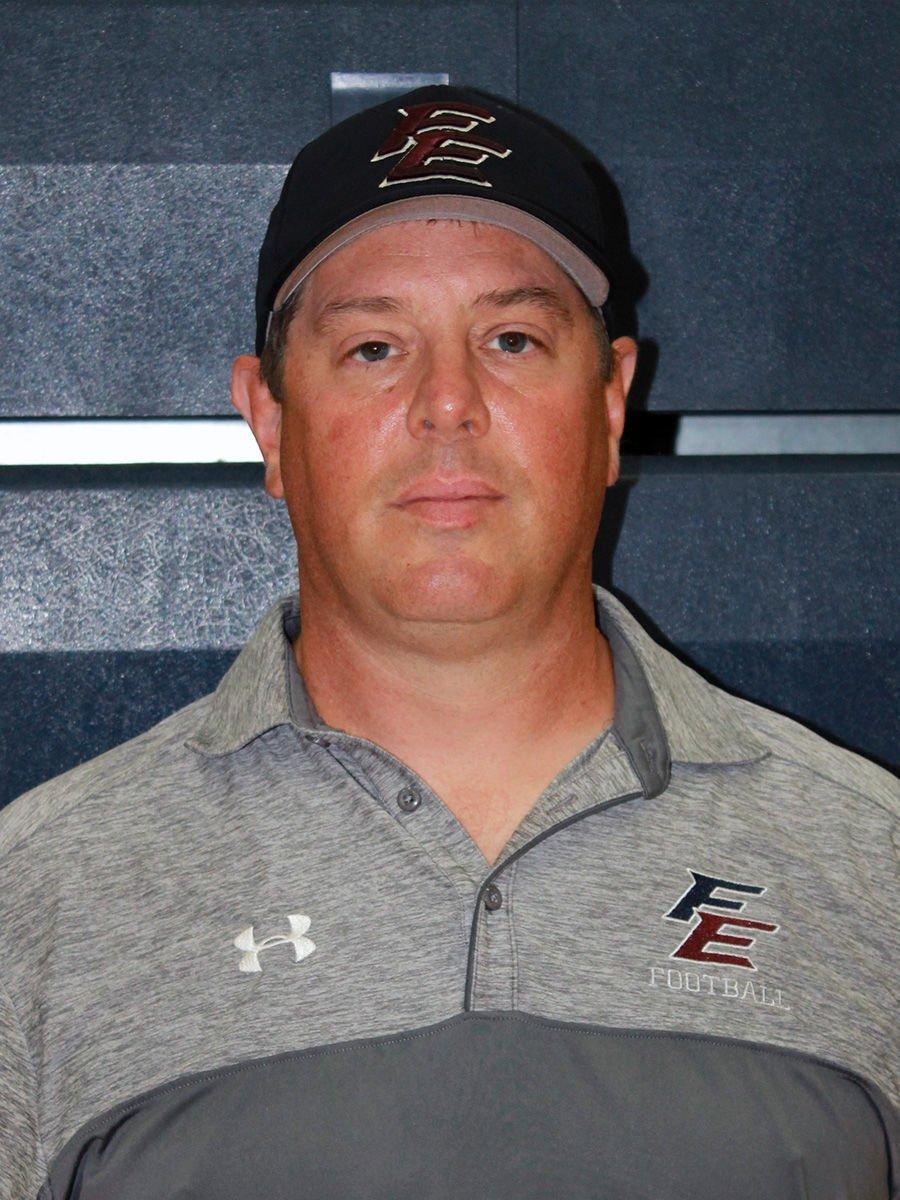 FE coach Jason Marsh