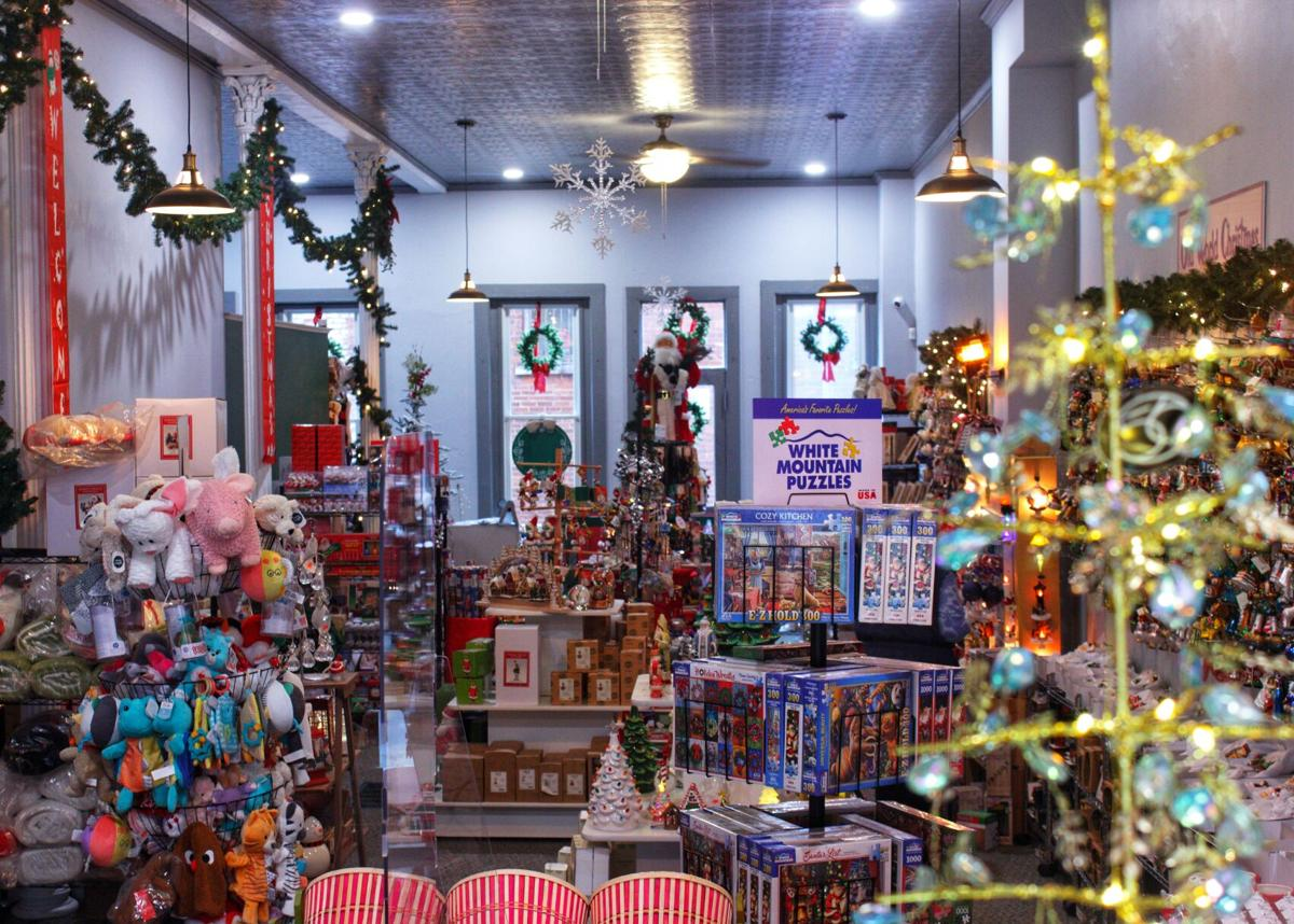 Small Business Saturday: Silver Bells Holiday Shop