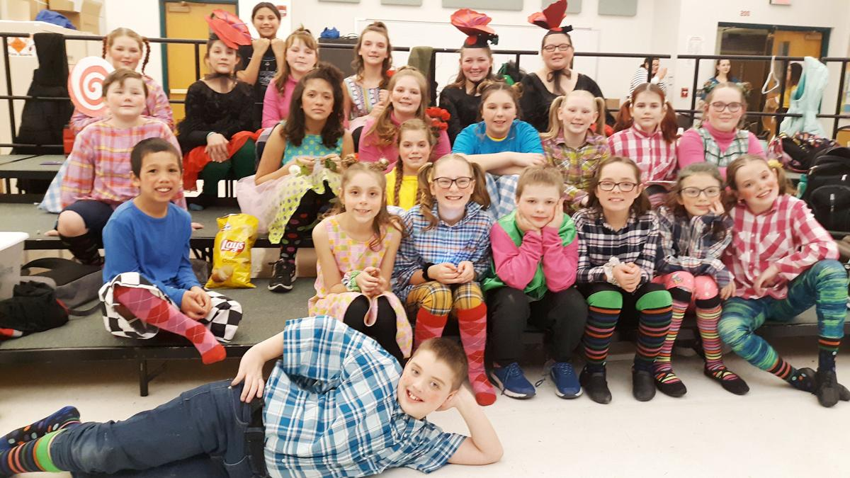 Salamanca Drama Club performs 'Wizard of Oz' for Ozians and Munchkins alike chorus