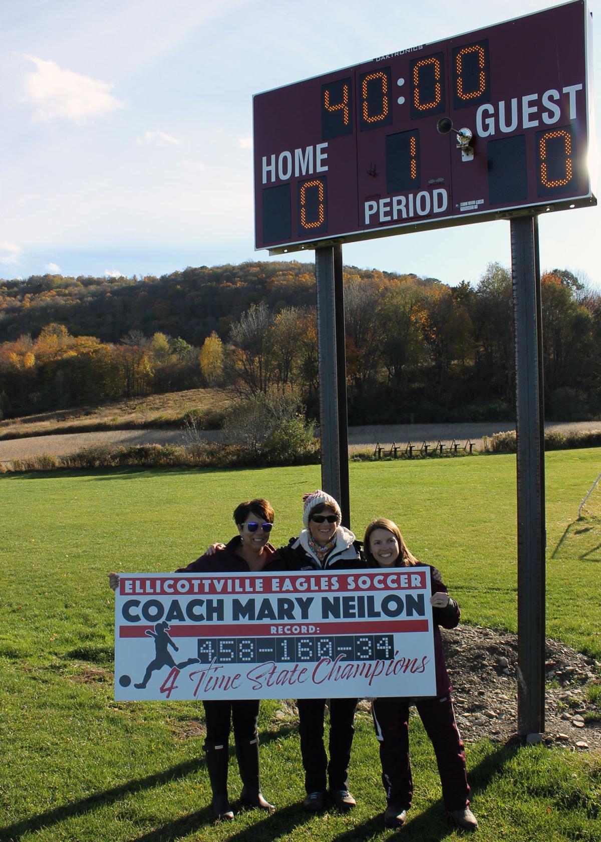 Neilon scoreboard