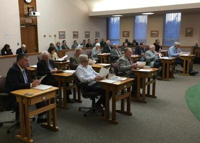 County lawmakers unanimously approved record $250.6 million budget